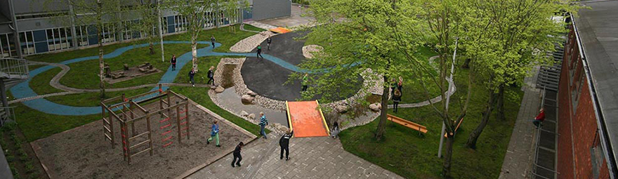Brøndbyvester Skole Grøn Gård